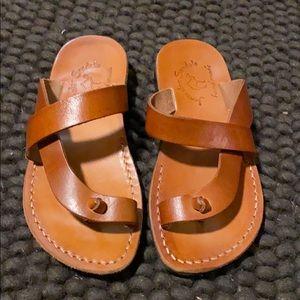 Free People Jerusalem Sandals size 6